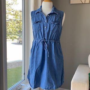 💛2 for 15$💛Mossimo Sleeveles dress